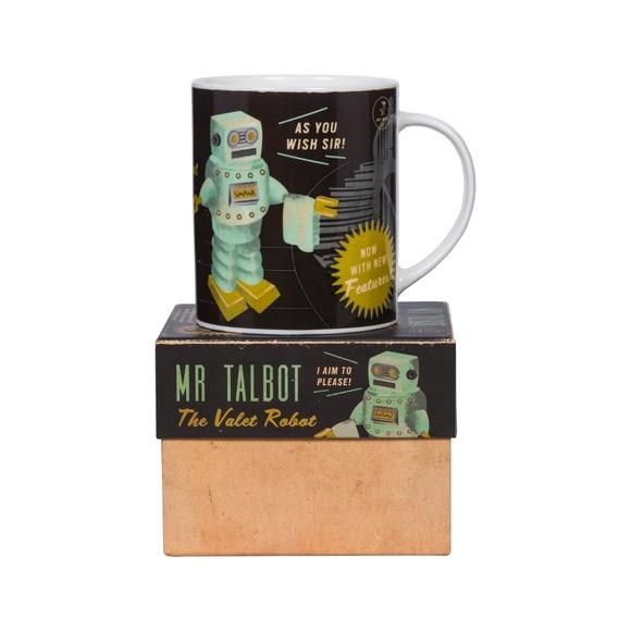 Other - Robot Mug